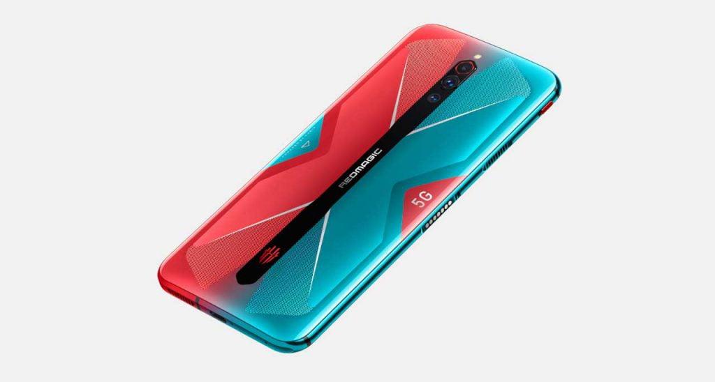 قیمت گوشی Nubia Red Magic 5G