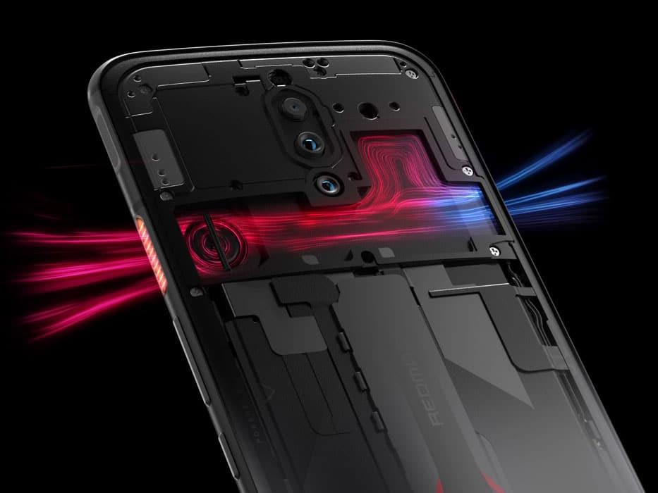 درباره گوشی Nubia Red Magic 5G