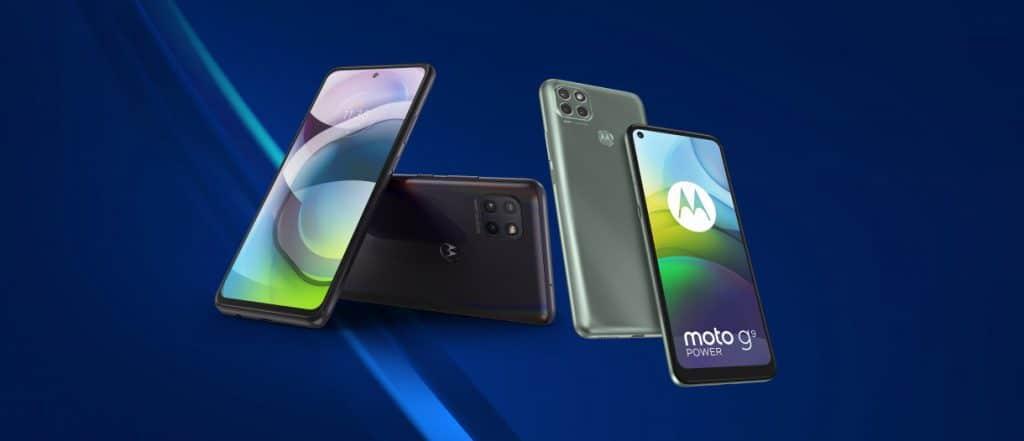 Moto G 5G و Moto G9 Power